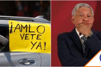#Viral: Mexicanos reúnen más de 450 mil firmas para que renuncie Obrador