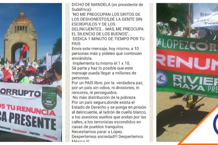 #Viral: Ciudadanos promueven 'Cacerolazo digital' para salvar a México