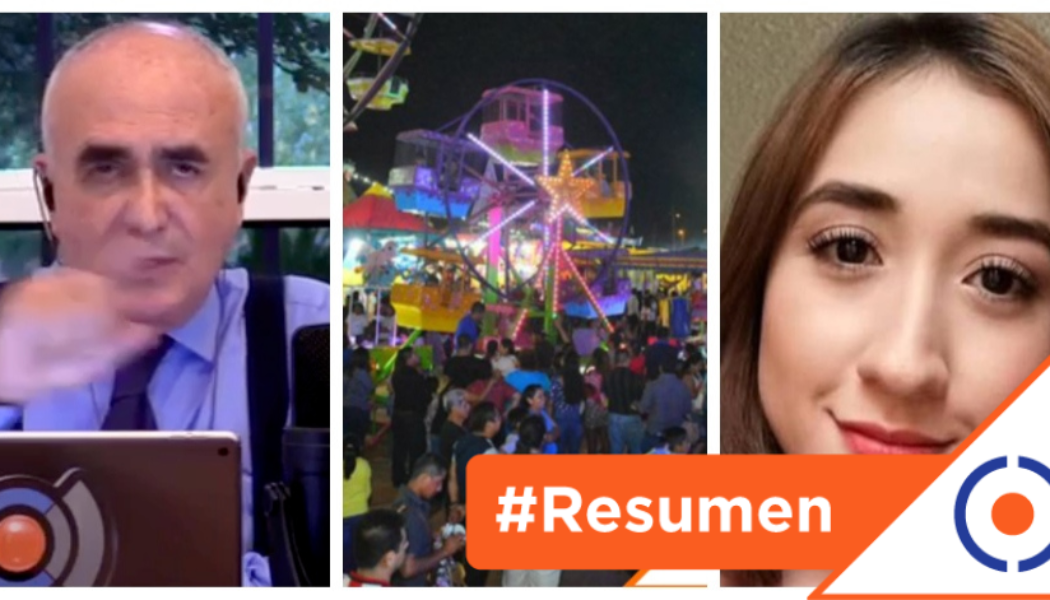 #ElResumenDelDía: Las 5 noticias más importantes de este viernes