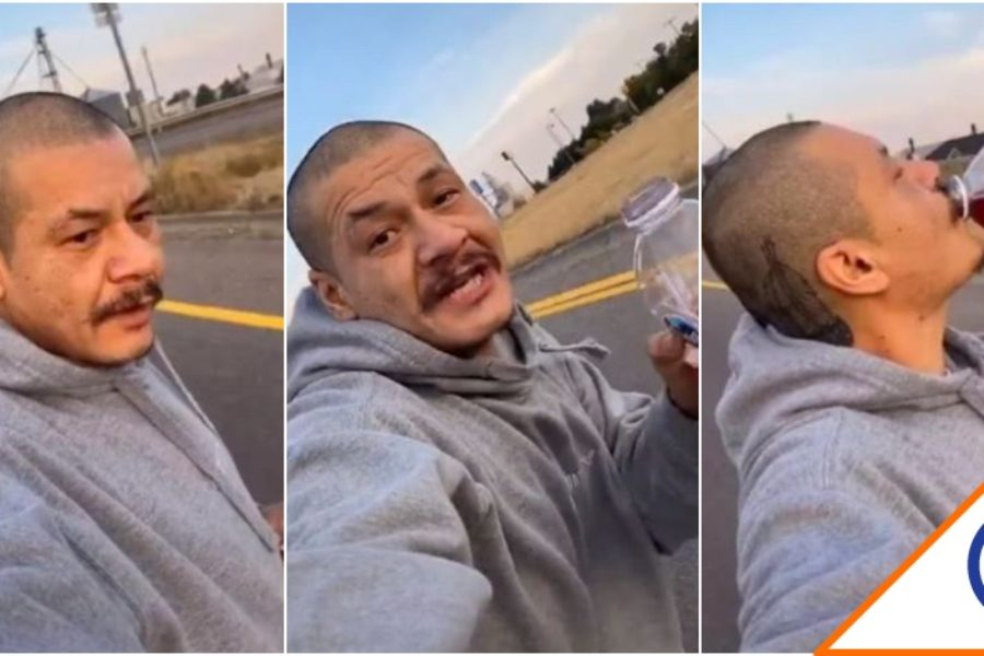 #Viral: 'TikToker' le da la vuelta al mundo por mostrar su vida tan relajada