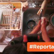#Reportaje: Desempleadas, sin dinero y sin apoyos, así enfrentaron la crisis las trabajadoras del hogar