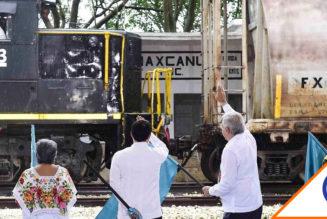#Engaño: Tren Maya costará 17 mil 500 MDP más… ¡vaya descarado incremento!