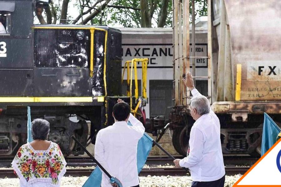 #ElColmo: Constructora del Tren Maya, usó empresas fantasma durante años