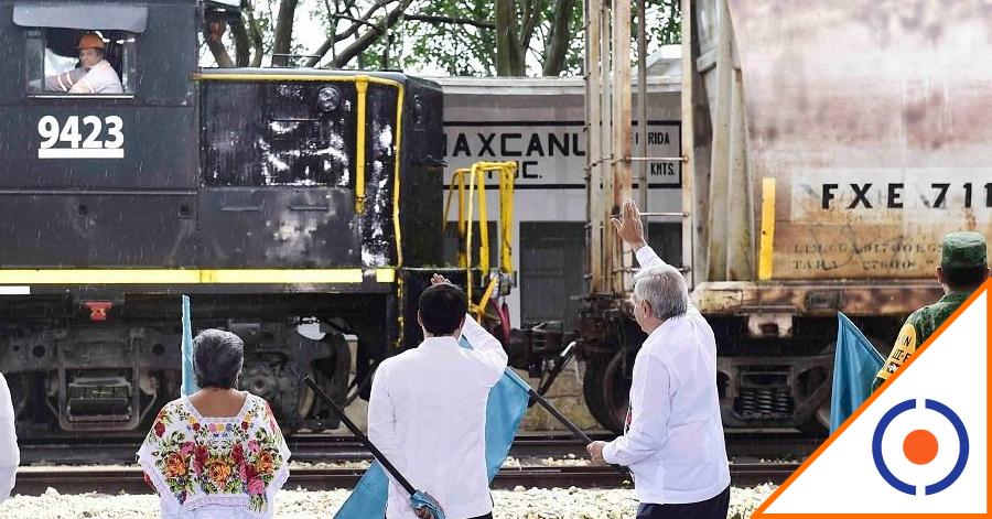 #Increíble: Obrador da más poder al Ejército, ahora controlará el Tren Maya y Santa Lucía