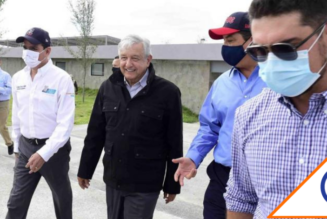 #Seguridad: Experto asegura que Obrador portaba chaleco antibalas en gira por NL