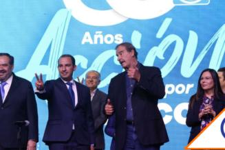 #PorFin: El PAN despierta y acepta el reto de 'Sí por México' de asumir agenda