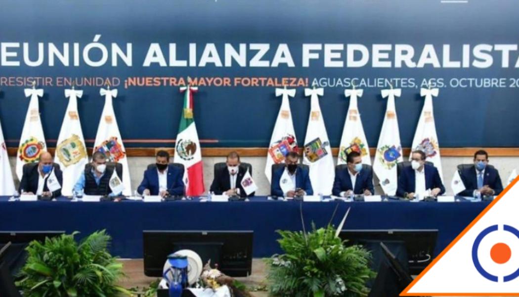 """#Fideicomisos: Van a la Corte gobernadores para evitar """"agandalle"""" del Presidente"""