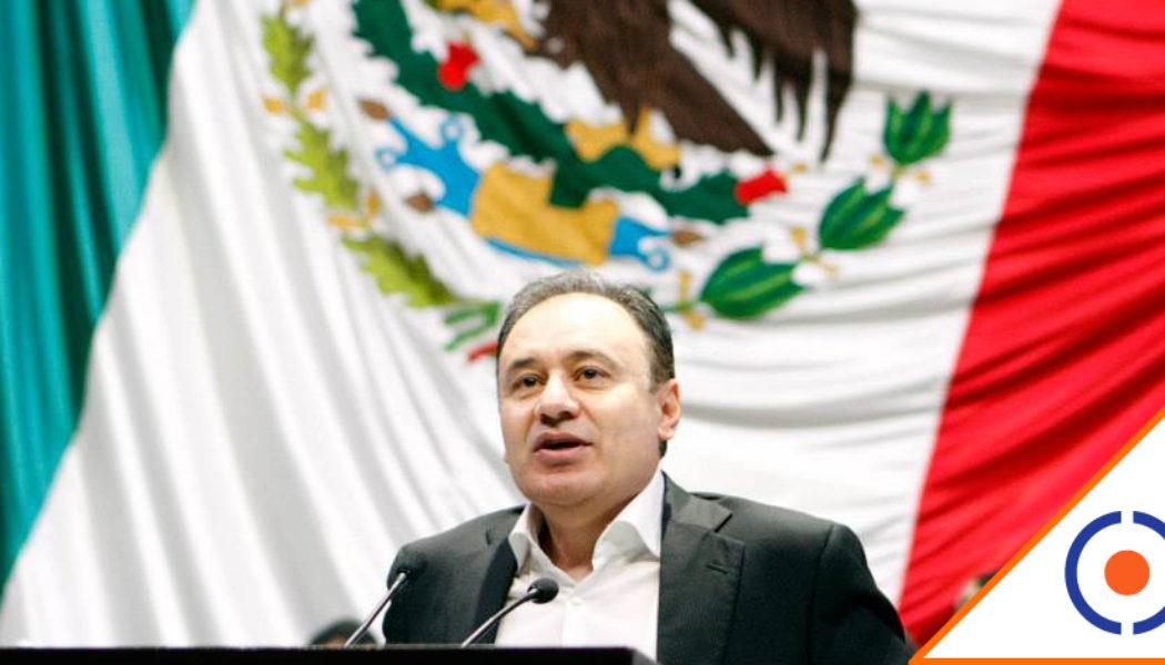 #Política: Sin dar resultados, Durazo va por gubernatura de Sonora
