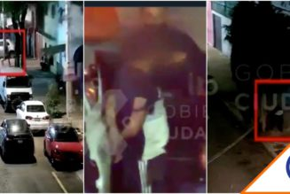 #Rata: Así agarran a un ladrón en Azcapotzalco y le dejaron ir todo… el peso de la ley