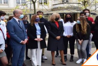 #Política: Beatriz Gutiérrez se pasea en París