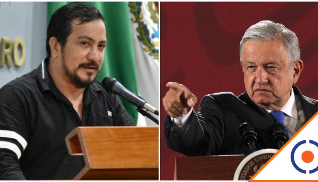 #Inundaciones: Diputado de Morena pide a afectados esperar al 'mesías' Obrador