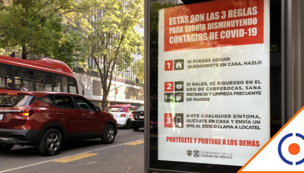 #Covid19: Contagios superan los 900 mil en el país