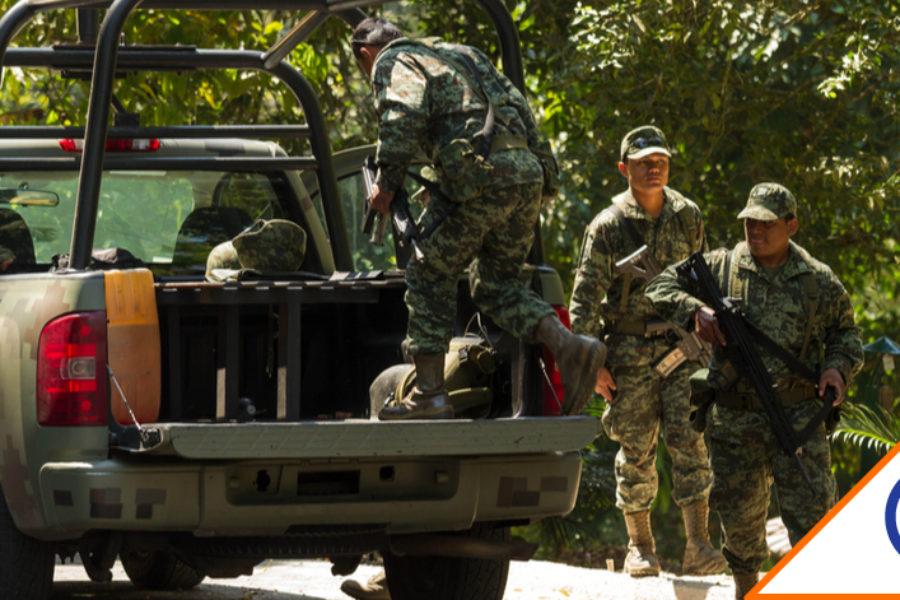 #Seguridad: Inconstitucional que Ejército participe en tareas de seguridad: Juez