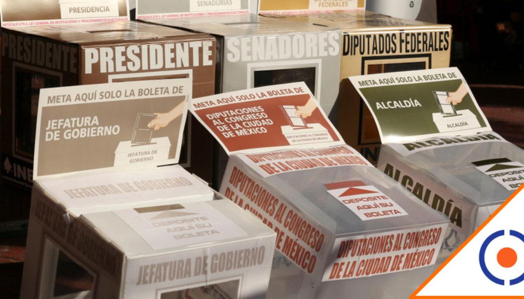 #Elecciones: 39% de la gente votaría por Morena en 2021
