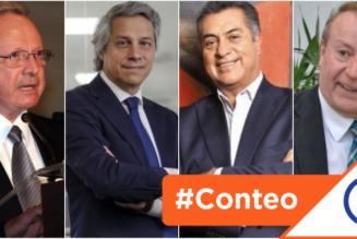 #Históricos: 'Los 4 fantásticos' movimientos de contrapeso de López Obrador