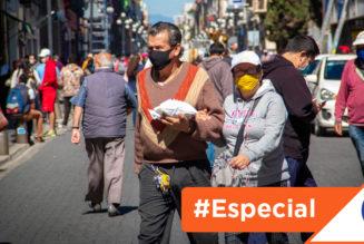 Especial: México entre los países con peores indicadores de covid-19