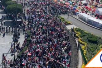 #FRENAAA: Afirma que marcharon más de 170 mil personas registradas ante notarios