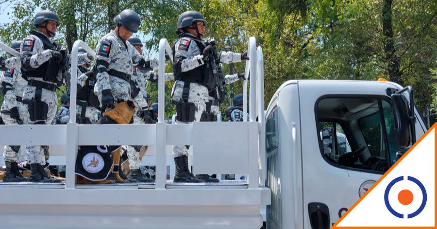 #Seguridad: Detienen a 6 elementos de la Guardia Nacional por asesinar a una mujer