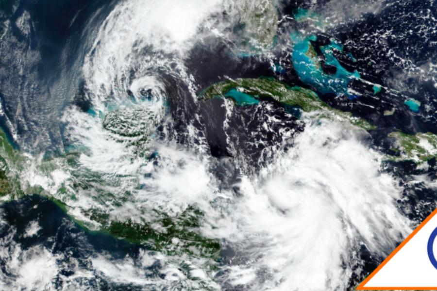 """#Huracán: """"Delta"""" se fortalece, emiten alerta roja para Quintana Roo y Yucatán"""
