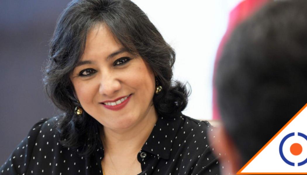 #SFP: Irma Eréndira propuso como académica regular fideicomisos no extinguirlos