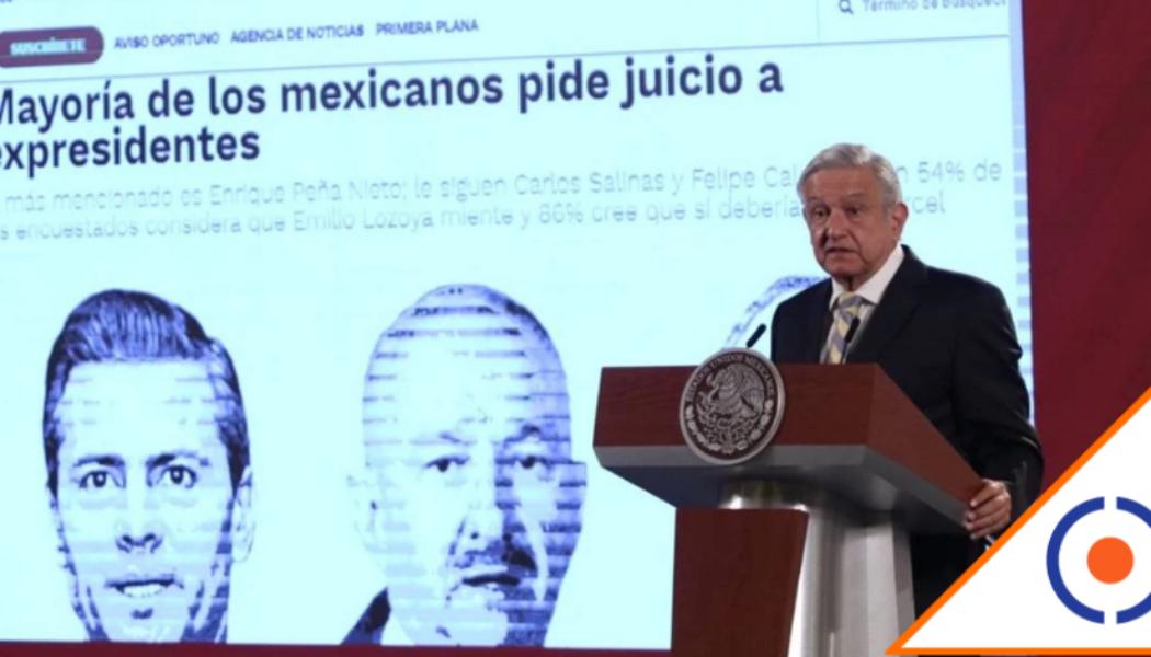 #INE:  Consulta popular para enjuiciar a expresidentes costará mil 400 mdp