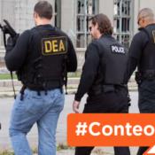 #Conteo: 5 acciones unilaterales de la DEA en México