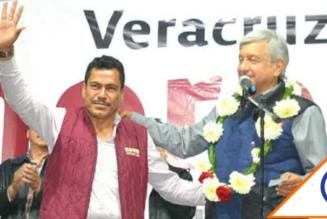 #Veracruz: Diputado de Morena mete a nómina a su hijo con 15K a cargo del erario
