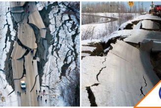 #Terremoto: Así se vivió el sismo en Alaska que les sacó un… susto