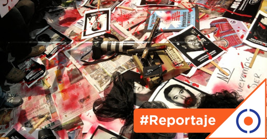 #Reportaje: México, a mitad de tabla en libertad de expresión