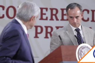 #EnLosMedios: López-Gatell esconde el umbral de la segunda ola de contagios