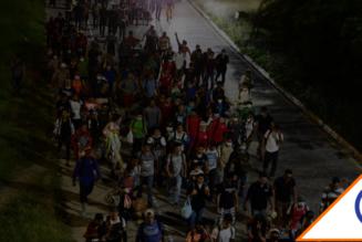 #INM: Gobierno amenaza a migrantes con cárcel si cruzan a México con Covid-19