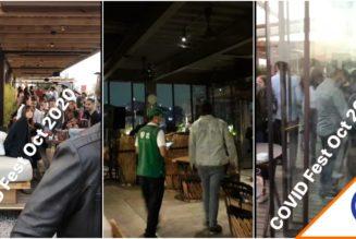 #Viral: Suspenden antro en la CDMX por organizar 'Covid-Fest'