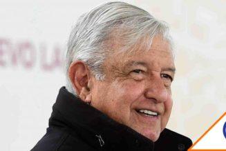 #Sacatón: Protesta de FRENAAA puso en jaque a Obrador y acortó su discurso