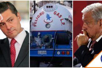 #Huachicol: Roban 3 veces más gas LP en la 4T que con Peña Nieto