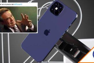 #Viral: Checa los divertidos memes del iPhone 12… Puras joyas en la red