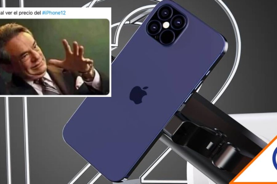 #Viral: Checa los divertidos memes del iPhone 12… Puras joyas en la red