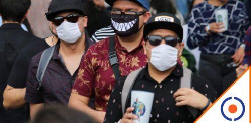#Covid19: Policía de Nuevo León apañará al que no use cubreboca… ¡Tómala!