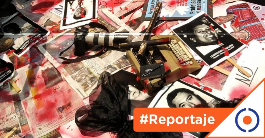 #Reportaje: Asesinatos de periodistas en México en impunidad total