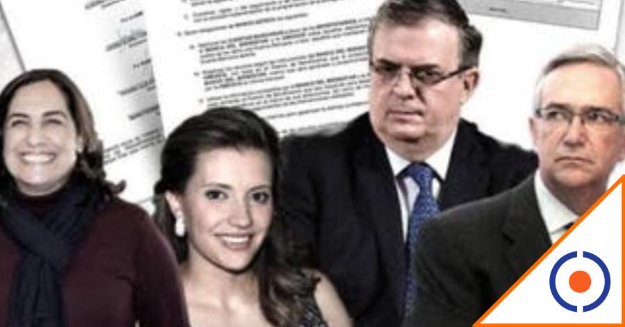 #Viral: Cuñada de Ebrard dispersará 31 MDD en Honduras a través de Banco Azteca
