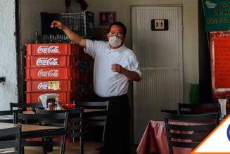 #Negocios: 90 mil restaurantes cierran en MX, 200 mil personas quedan sin empleo