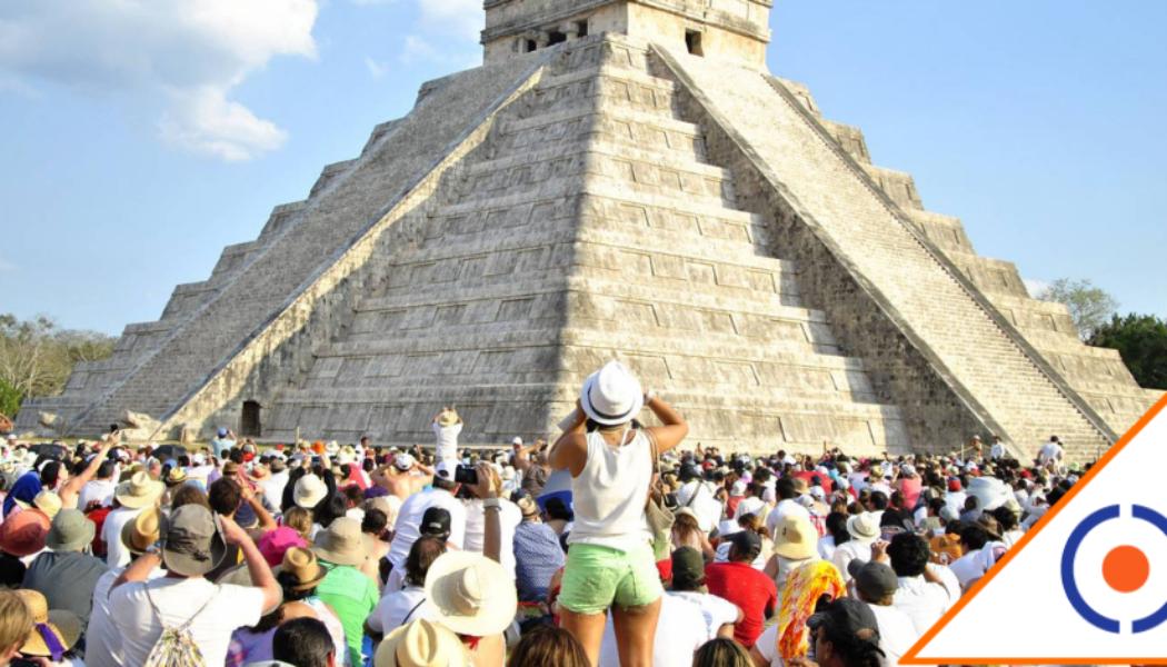 #Inegi: Caen cifras de turismo, 60% de extranjeros dejan de visitar México