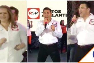 #WTF: Yerno de Elba Esther Gordillo se hace viral bailando… no Mouse Mickey