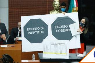 #Luto: López-Gatell autorizó sede alterna del Senado tras muerte de Joel Molina