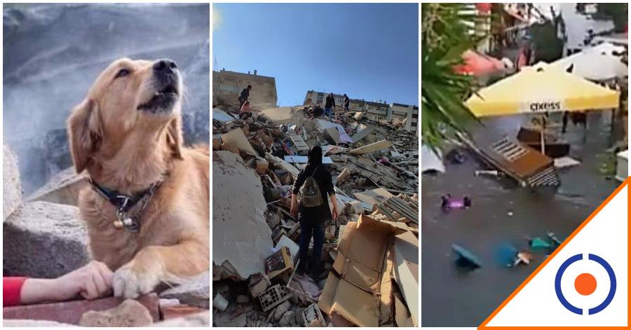 #Fuerza: Terremoto y tsunami afectan a Turquía y Grecia… Ya para 2020