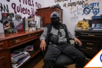 #Segob: A un mes de tomar edificio, feministas informan que no entregarán la CNDH