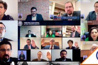 #TEPJF: Pasan Redes Sociales y Encuentro Solidario; México Libre, sin registro