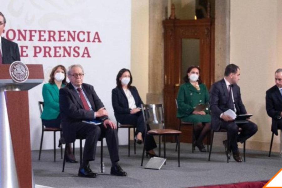 #Covid19: México confirma 100 millones de vacunas para la población