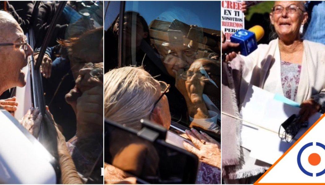 #Viral: Revientan a Obrador en redes por ignorar a señora… Se le van con todo