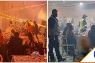 #Covid19: Polis terminan con boda y XV años en Torreón… ¡Se acabó la fiesta!