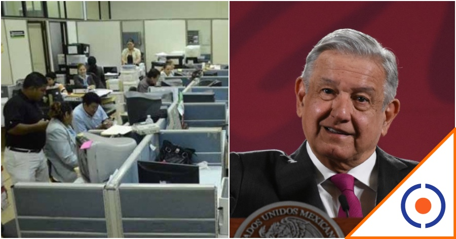 #Ilógico: Despidos de burócratas costarán mil MDP al gobierno de Obrador